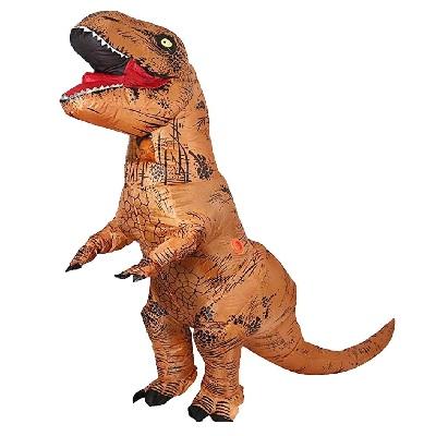 Disfraz Hinchable de Dinosaurio